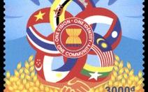 Phát hành bộ tem đầu tiên dùng chung cho các nước ASEAN
