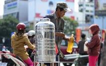 Trà đá tình người ở đất Sài Gòn
