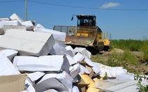 Hàng trăm nghìn dân Nga phản ứng chính phủ hủy thực phẩm