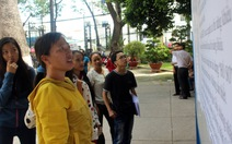 Nhiều ngành ĐH Sài Gònđiểm khá cao