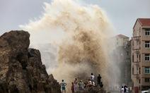 Bão Soudelor đổ bộ bờ đông Trung Quốc, 8 người chết