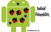 Thiết bị Android có thể bị tấn công DDoS
