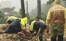 14 người chết ở Trung Quốc vì siêu bão Soudelor