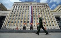 Bộ Quốc phòng Nga bị lộ thông tin tối mật