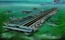 """Quốc tế cảnh báo Trung Quốc xây """"đảo nổi"""" trên Biển Đông"""