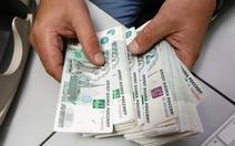 Nga đối diện những rủi ro nghiêm trọng do giá dầu giảm