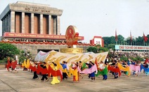 30.000 người tham gia diễu binh, diễu hành ngày Quốc khánh 2-9