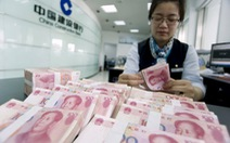 Cú sốc Trung Quốc phá giá nhân dân tệ:Việt Nam điều chỉnh tăng tỉ giá