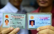 Trùng số giấy chứng minh nhân dân, không chỉ riêng ở TP.HCM