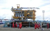 Xuất khẩu giàn khoan dầu khí ra nước ngoài
