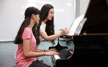 Ngành Piano và Thanh nhạc: Cánh cửa mới cho sáng tạo và biểu diễn nghệ thuật