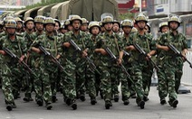 Báo Mỹ chỉ trích video tuyển quân sặc mùi súng đạn của Trung Quốc