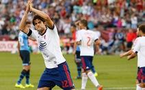 Kaka trở lại tuyển Brazil