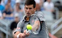 Djokovic, Murray thẳng tiến vào tứ kết Rogers Cup
