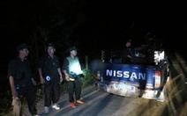 Trắng đêm vượt rừng truy bắt nghi phạm vụ thảm án