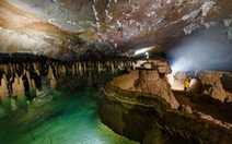 Mở tour du lịch khám phá hang Va và hang Nước Nứt