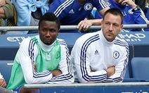 HLV Mourinho lý giải việc thay Terry giữa trận