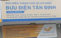 Chen lấn trong bưu điện