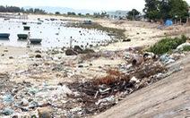 Ô nhiễm nghiêm trọng tại khu vực cửa biển Sông Đốc
