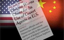 Mỹ cảnh báo đặc vụ Trung Quốc ép người tị nạn hồi hương