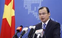 Việt Nam lên án vụ đánh bom ở Bangkok