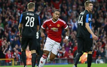 Tân binh Depay tỏa sáng, M.Uđá bại Club Brugge 3-1