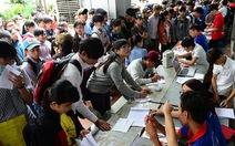Bộ GD-ĐT tổng hợp điểm chuẩn dự kiến gần 130 trường ĐH, CĐ