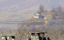 Triều Tiên nã pháo qua biên giới, Hàn Quốc đáp trả