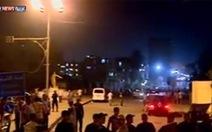 Bom nổ rung chuyển thủ đô Ai Cập, 22 người bị thương