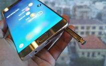 Samsung Galaxy Note 5 ra mắt tại Việt Nam