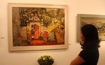 Triển lãm mỹ thuật của các nữ họa sĩ Việt Nam - Malaysia
