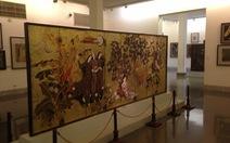 Xem các tác phẩm sơn mài và sơn khắc tại TP.HCM