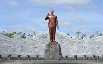 Sơn La đến Gia Lai học kinh nghiệm xây tượng đài Bác