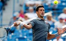 Djokovic nhẹ nhàng thắng Wawrinka, vào bán kết Giải Cincinnati Masters