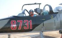 Ở lò đào tạo phi công chiến đấu