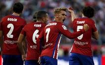 "Atletico Madrid nhọc nhằn hạ ""tân binh"" Las Palmas"
