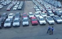 Chi 1,71 tỉ USDnhập hơn64.000xe hơi trong 7 tháng