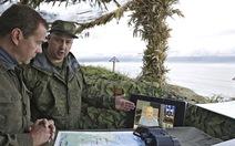 Bác đề nghị của Nhật, Nga tăng sức mạnh trên đảo tranh chấp