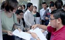 Các trường đại học hoàn tất công bố điểm chuẩn
