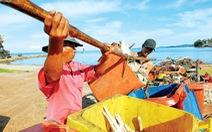 Giới du lịch lo âu với rác tại Phú Quốc