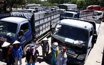 Dân lại bao vây Nhà máy ximăng Luks Việt Nam