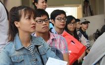 Điểm chuẩn ĐH Ngân hàng TP.HCM, ĐH Luật TP.HCM, Học viện Hàng không VN