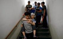 Người dân biên giới liên Triều phải sống trong hầm trú ẩn