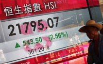 Cổ phiếu Trung Quốc ngày thứ 8 tiếp tục giảm, thế giới quan ngại