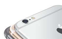 Đổi iPhone 6 Plus lỗi camera chụp mờ tại VN