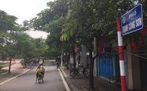 Hà Nội gắn biển tên phố Nguyễn Đình Thi, Trịnh Công Sơn