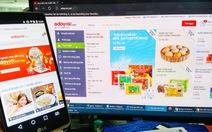 Đại siêu thị Adayroi.com:từ xe hơi đến con cá