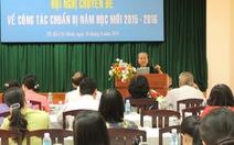 TP.HCM: đề nghị kiểm tra chất lượng bữa ăn bán trú