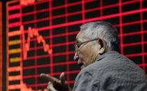 Chứng khoán châu Á tăng, Trung Quốc sụt