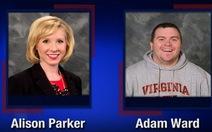 Nghi can bắn chết hai nhà báo Mỹ tự sát